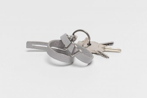 Carrierista Keychain grigio